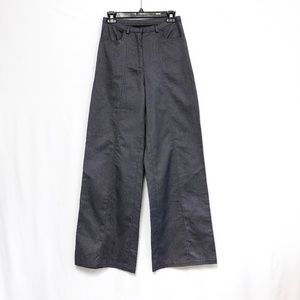 Rachel Comey Wide Leg Pants Small Woven Cotton
